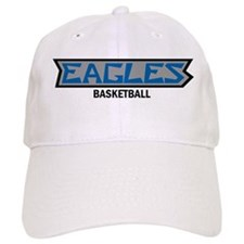 Wordmark Baseball Cap-Eagles B-Ball
