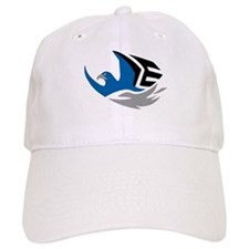 Logo Baseball Cap-Eagles B-Ball