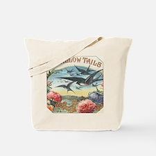 Cool Vintage advertising Tote Bag