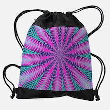 Fractalscope 01 Drawstring Bag