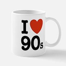 I Love 90s Mug