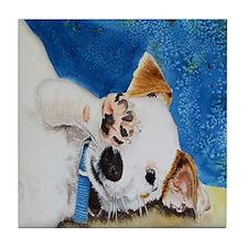 Jack Russell Terrier Junior Tile Coaster