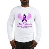 Chiari warrior Long Sleeve T-shirts