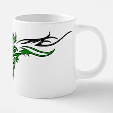 Tribal Thistle Mugs