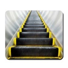 Escalator Mousepad