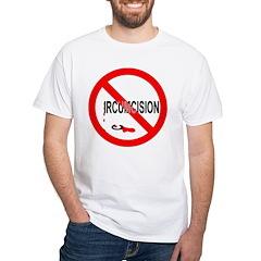 NO CIRCUMCISION T-shirt