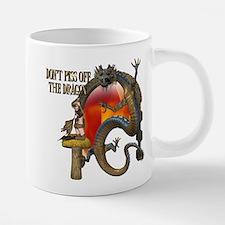Angry Dragon Mugs