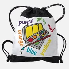 Colors Drawstring Bag