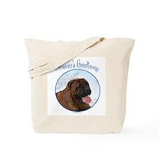 Bullmastiff Season Tote Bag