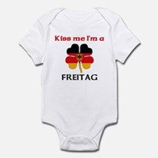 Freitag Family Infant Bodysuit