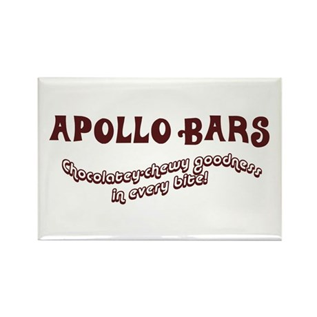 Apollo Bars Rectangle Magnet (10 pack)