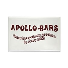 Apollo Bars Rectangle Magnet