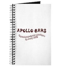 Apollo Bars Journal