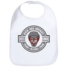 Kick Ass Hockey Bib