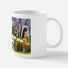 Alaska Greetings Mug