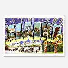 Alaska Greetings Postcards (Package of 8)