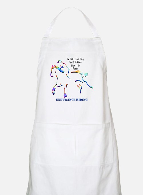 Endurance Riding BBQ Apron