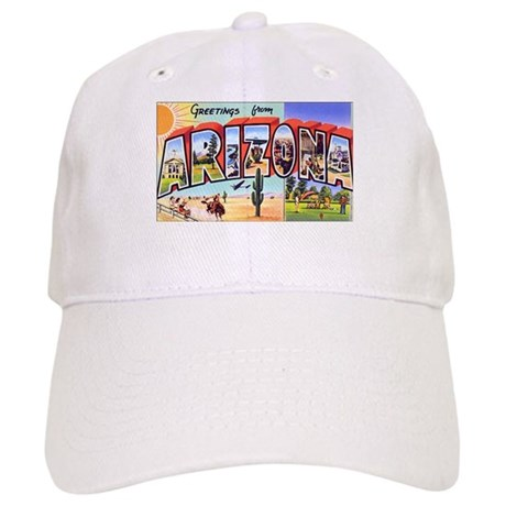 Arizona Greetings Cap