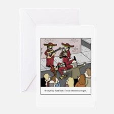 Funny Mariachi Greeting Card