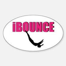 Trampoline Sport Decal