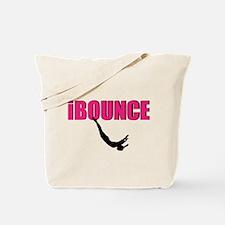 Trampoline Sport Tote Bag