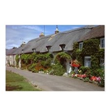 English Country Lane Postcards (Package