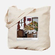 Cute Edvard Tote Bag