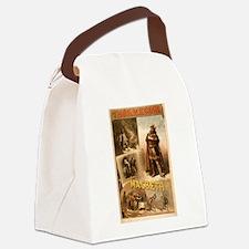 Shakespeare Macbeth Canvas Lunch Bag