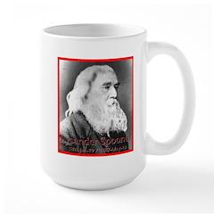 Lysander Spooner Large Mug