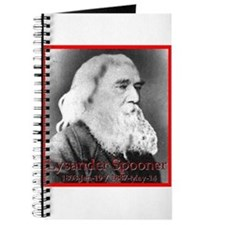 Lysander Spooner Journal