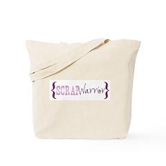 sw- Scrapwarrior Tote Bag