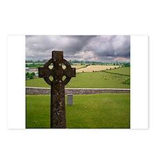 Celtic Cross I Postcards (Package of 8)