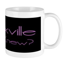 Knoxville: Who Knew? (Purple) Mug