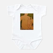 nummies au natural  Infant Bodysuit
