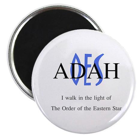 OES Adah '06-'07 Magnet
