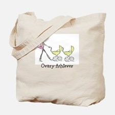 Ovary-Achiever, Twin Tote Bag