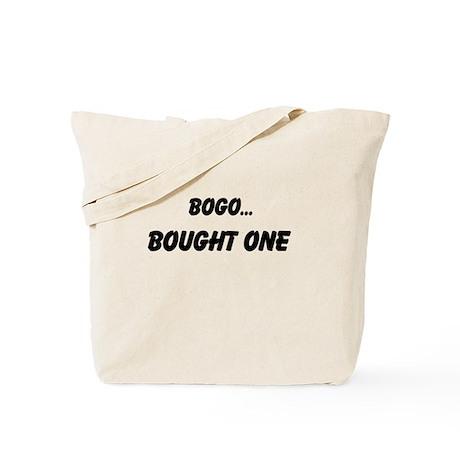 BOGO1 Tote Bag