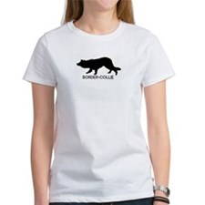 """Border Collie"" Tee"