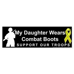 My Daughter Wears Combat Boots