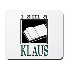 Klaus Mousepad