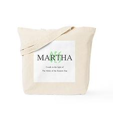 Martha OES Tote Bag