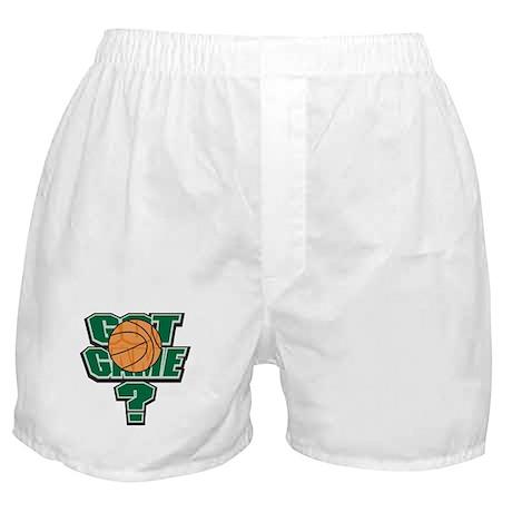 Basketball Got Game? Boxer Shorts