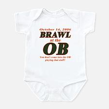 Brawl at the OB Infant Bodysuit