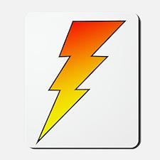 The Lightning Bolt 5 Shop Mousepad