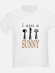 Sunny Baudelaire Kids T-Shirt