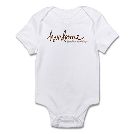handsome Infant Bodysuit