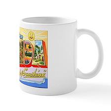 Florida Greetings Mug
