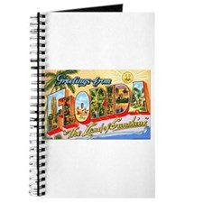 Florida Greetings Journal