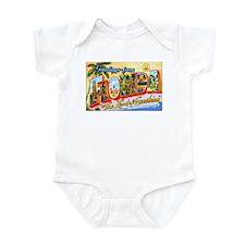 Florida Greetings Infant Bodysuit