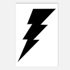 The Lightning Bolt 6 Shop Postcards (Package of 8)
